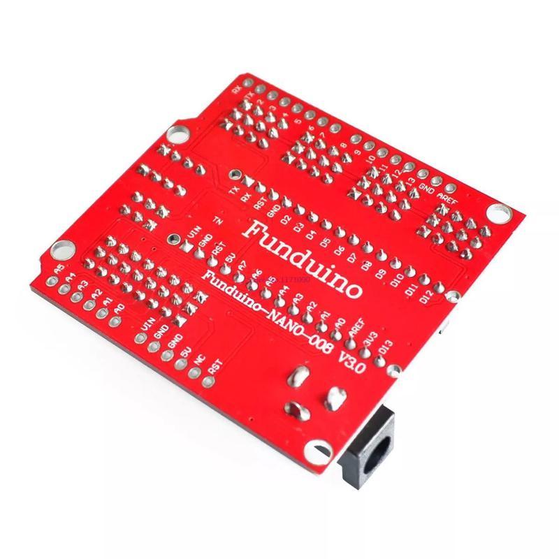 Shield adaptateur Arduino Nano V3.0 328p
