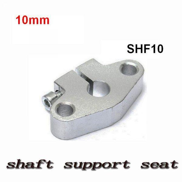 SHF0 Support d'arbre 10mm pour imprimante 3D ou CNC