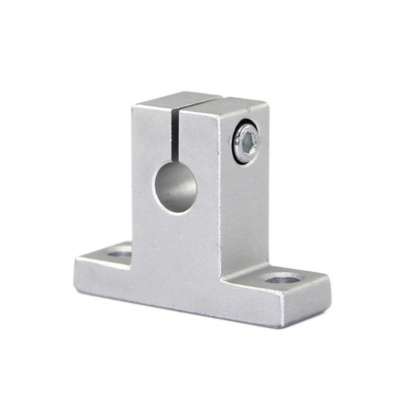 SK10 Support vertical pour axe de diamètre 10mm