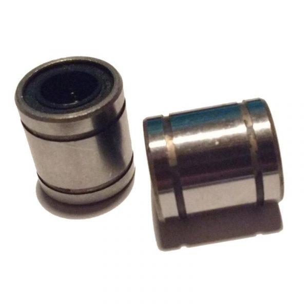 LM8UU - 17mm - Roulement linéaire pour axe de diamètre 8mm