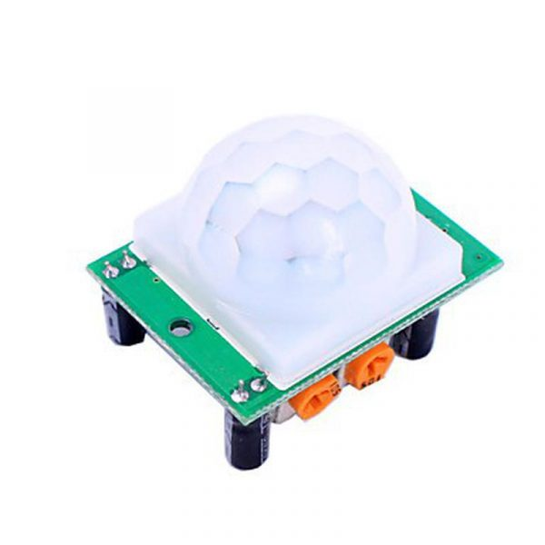 Capteur de mouvement infrarouge PIR