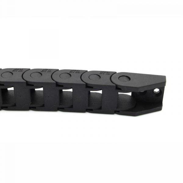 Chaînes porte-câbles 10 x 10 x 1000 mm pour imprimantes 3D et CNC