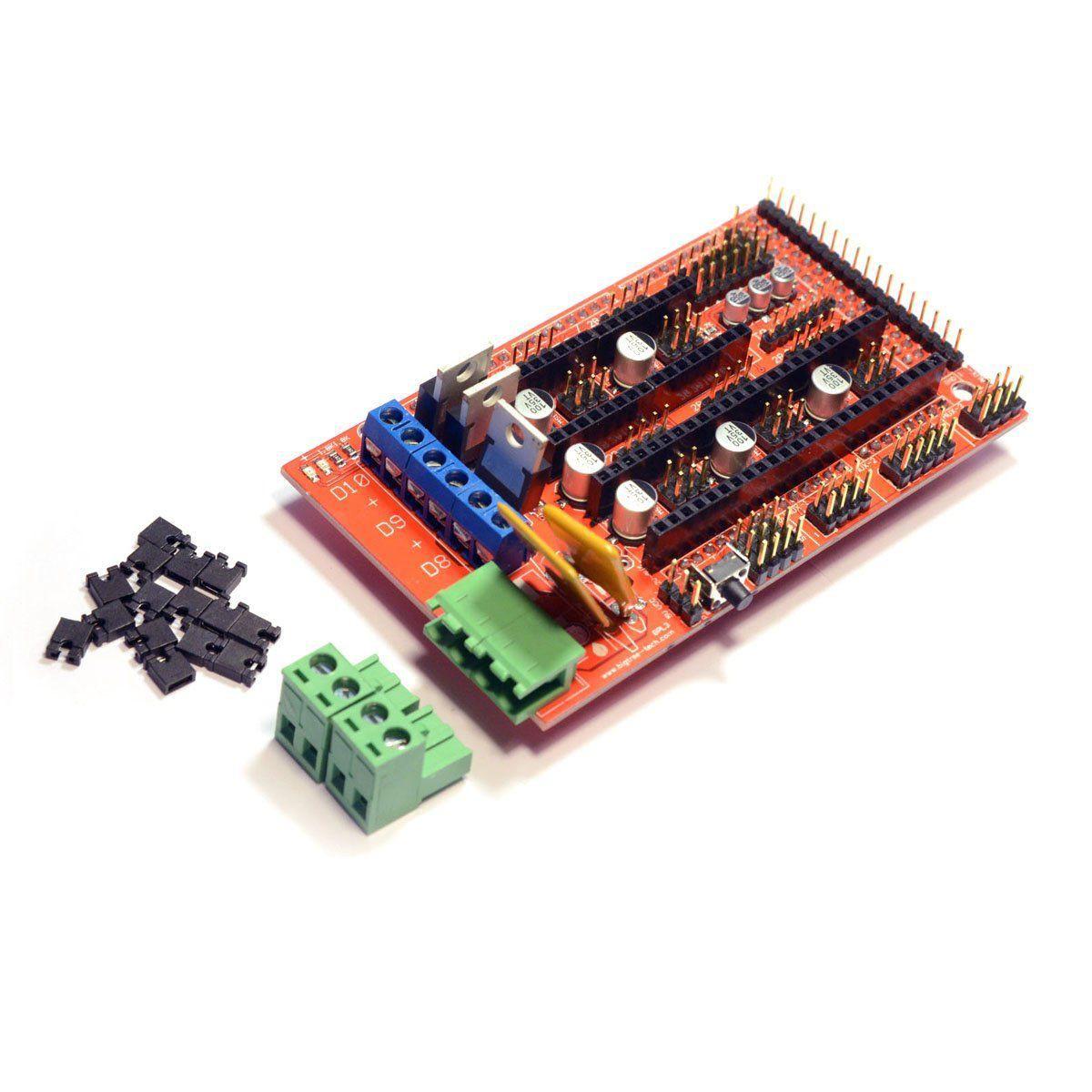 Ramps version 1.4 Compatible Arduino Mega 2560