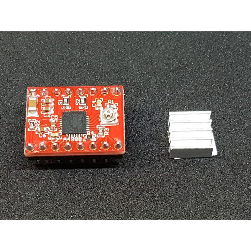 A4988 - Commande de moteur pas à pas pour RAMPS 1.4