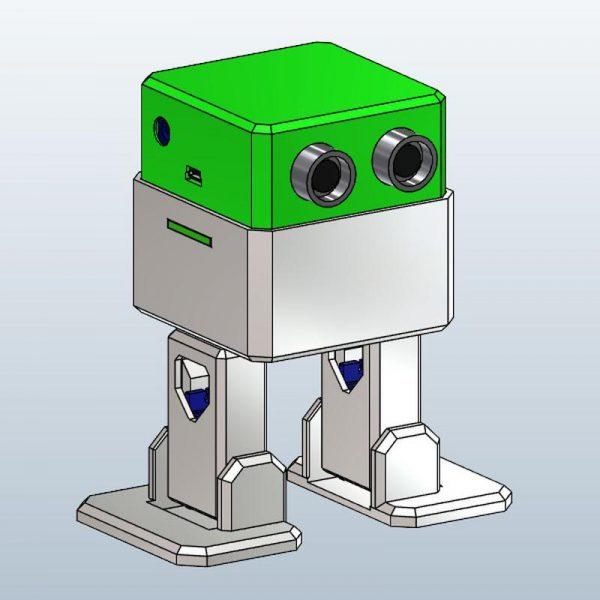Otto le petit Robot