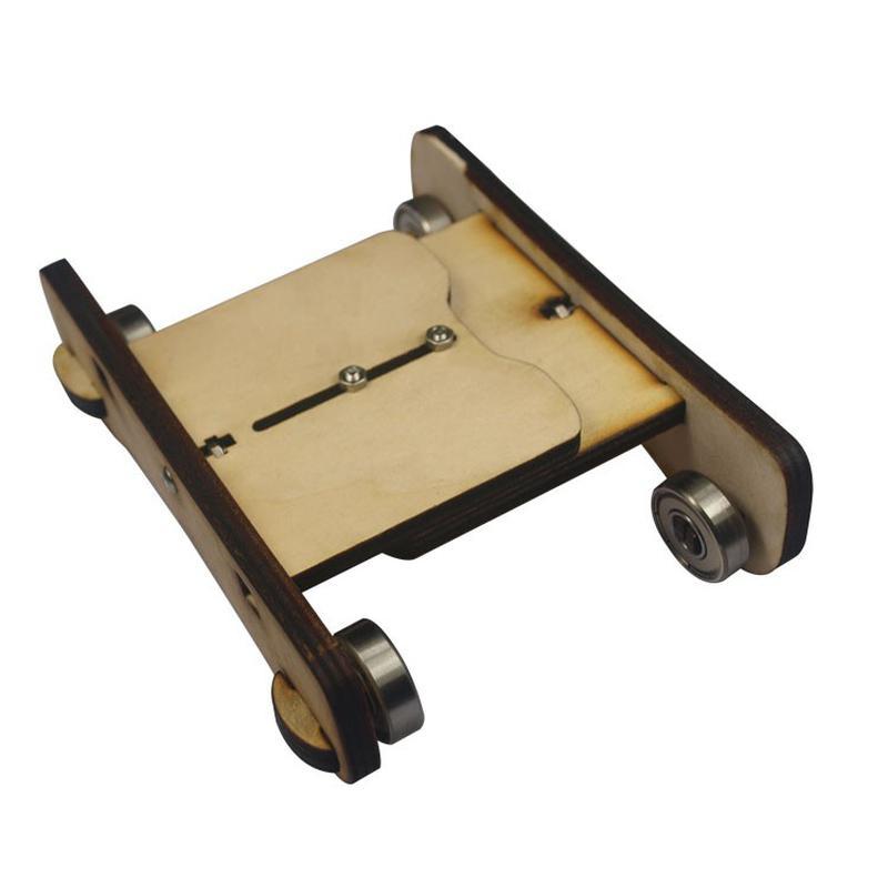 Support pour bobine de filament 3D réglage