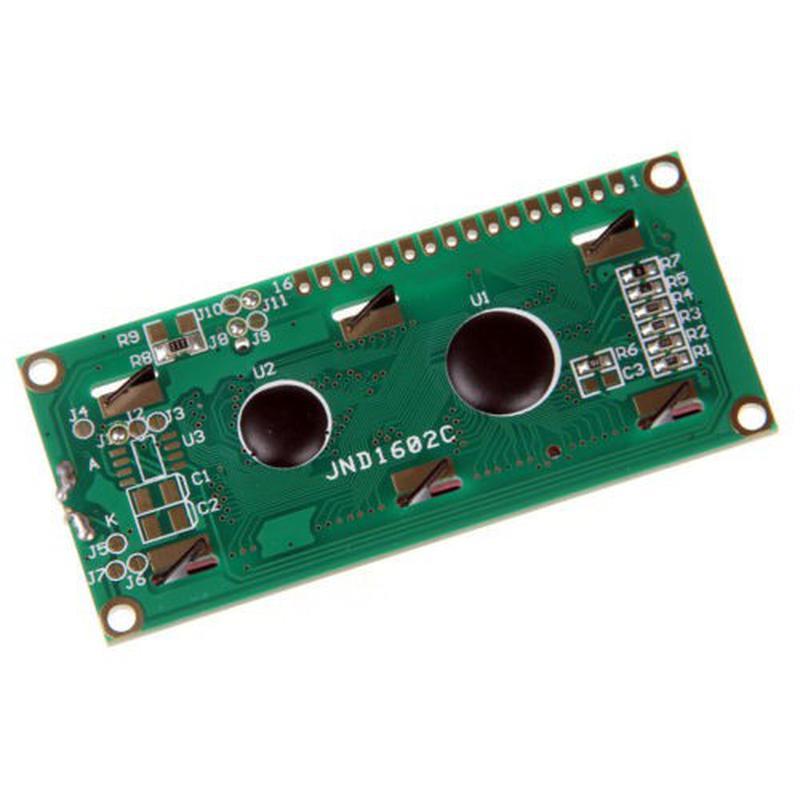 AFFICHEUR LCD I2C 2X16 Rétroeclairage Rouge