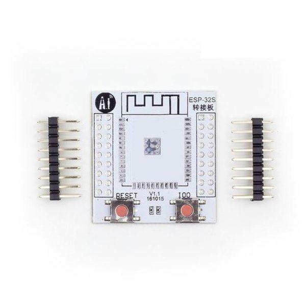 ESP-32S Wifi Bluetooth Combo Module + Carte adaptatrice