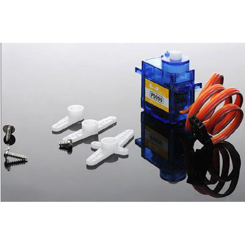 Kit de construction en acrylique, d'un bras de robot 4 axes