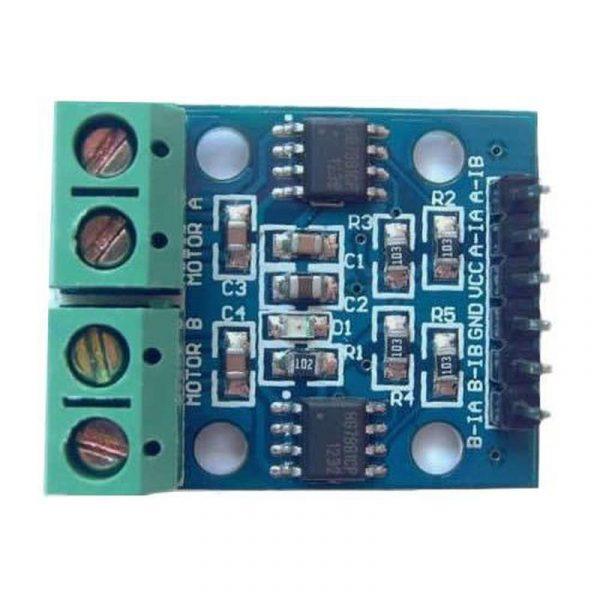 Contrôleur de moteur à deux canaux HG7881 (L9110) pour Arduino