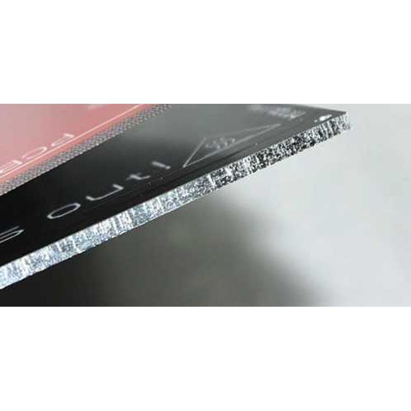 Lit chauffant ALU MK2a 200x300x3mm (Noir)