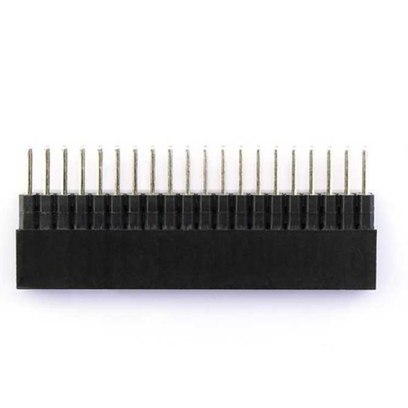 Embase Prolongateur pour connecteur GPIO 2x20 (40 pins)