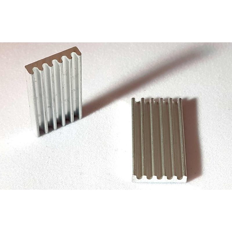 Mémoire - Dissipateur thermique en aluminium