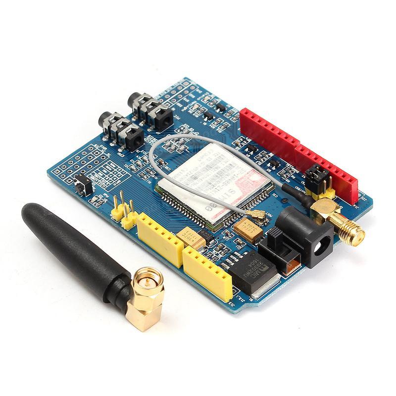 KIt SIM900 GPRS GSM (SMS+audio) pour Arduino