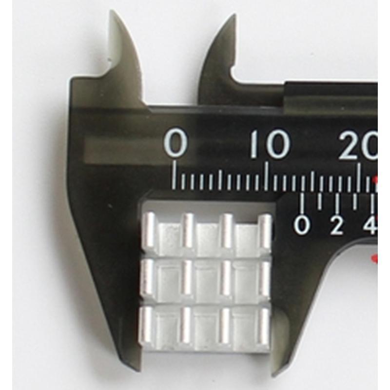 Dissipateur thermique aluminium