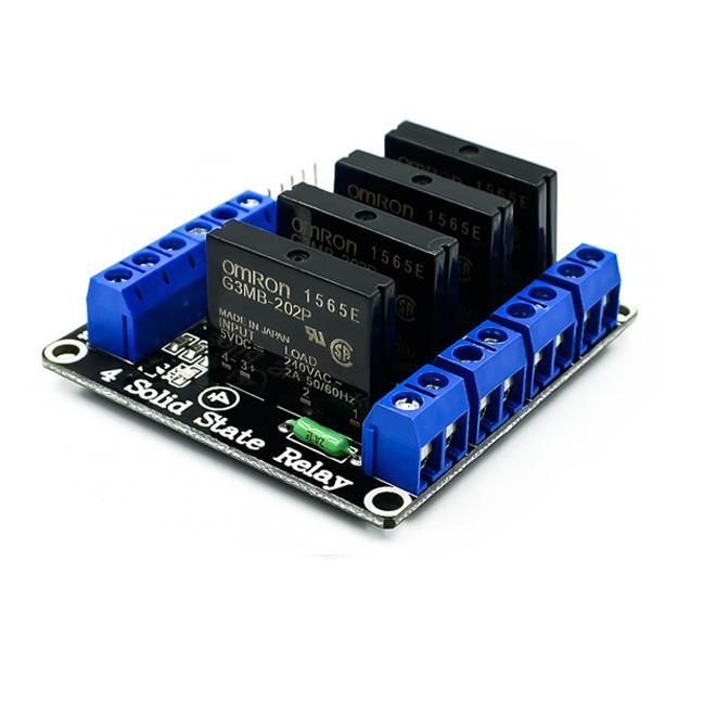 Module 4 relais statiques