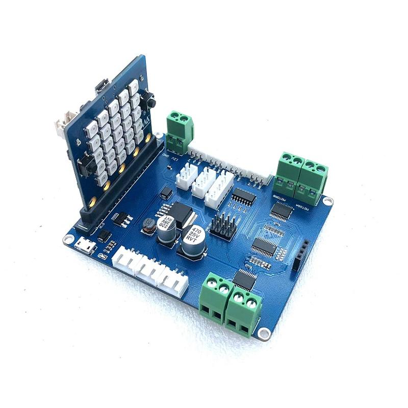 BPI-Bit Extension robot et capteurs (Compatible Micro:Bit)