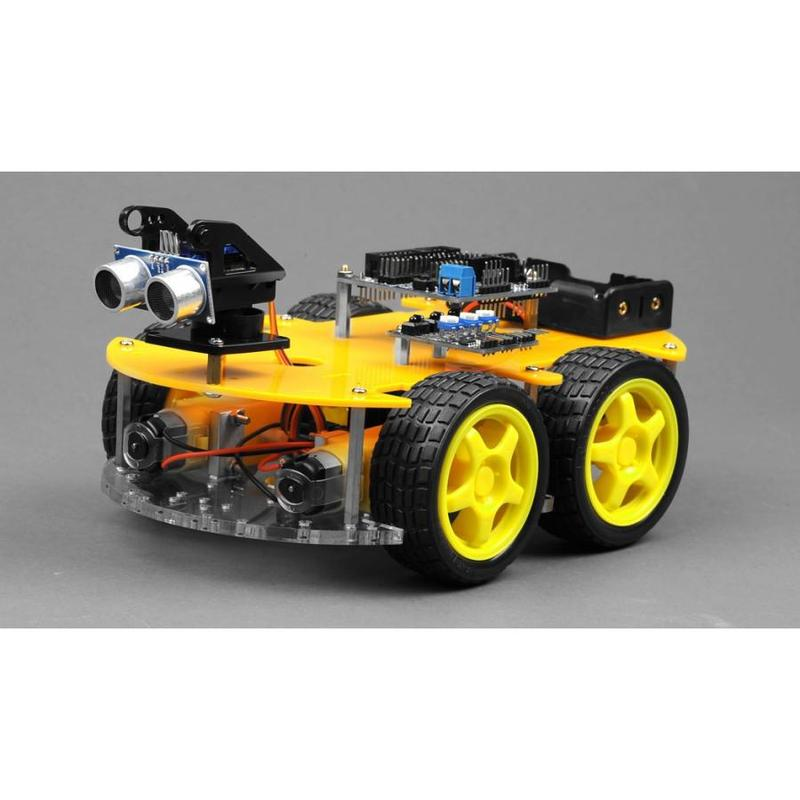 Robot 4×4 Bluetooth