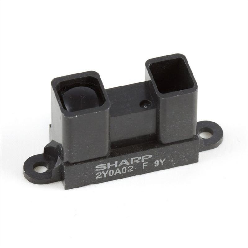 Capteur de distance IR SHARP GP2Y0A02