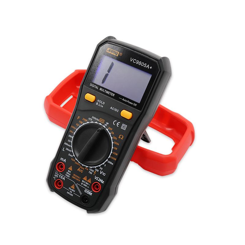 Multimètre RLC VC9805A+